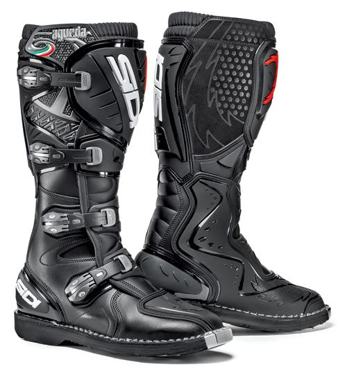 Sidi Agueda Stiefel in der Farbe schwarz