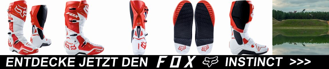 Fox Instinct Stiefel