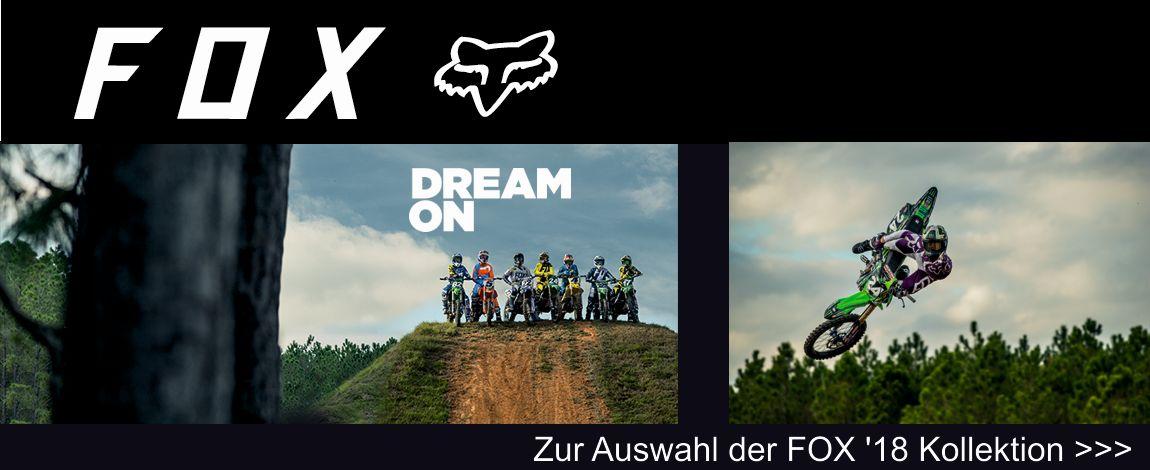 Fox 2018 MX Bekleidung shoppen