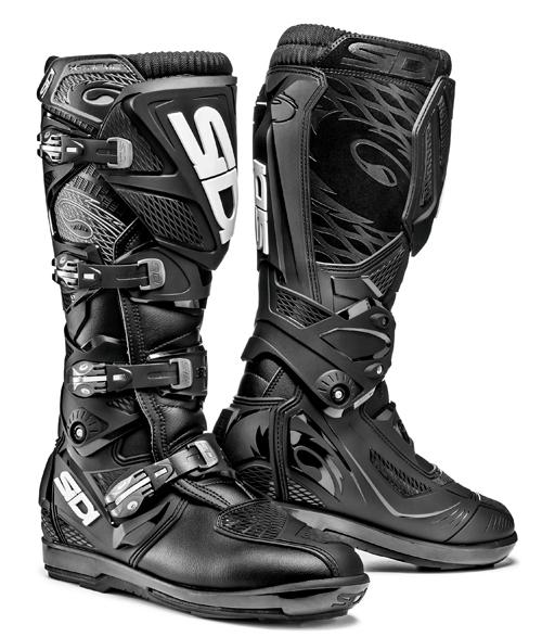 Sidi X-Treme SRS Stiefel in schwarz